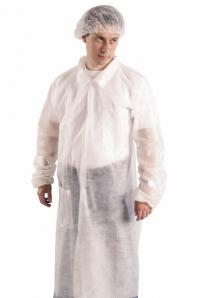 халат из полипропилена
