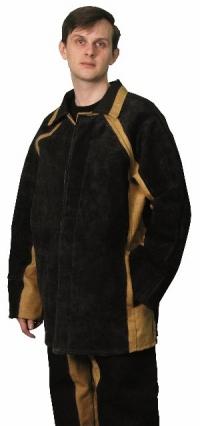 костюм сварщика со спилком усиленный