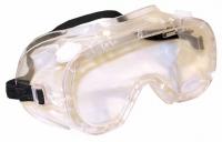 очки закрытые с прямой вентиляцией ет-49а
