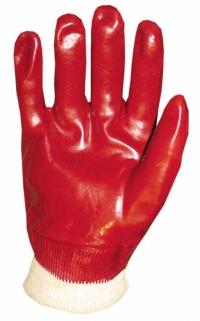 перчатки х/б с пвх покрытием трикотажный манжет
