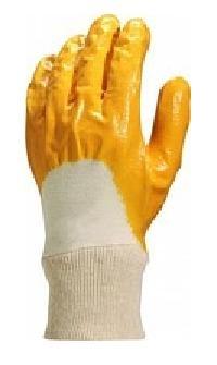 перчатки мбс с легким нитриловым покрытием