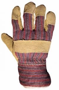 перчатки спилок+х/б