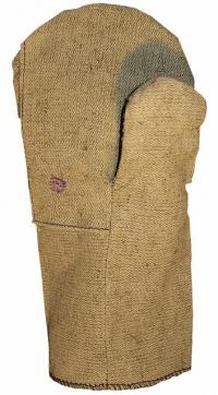 рукавицы брезент.  с 2-м брез. нал.
